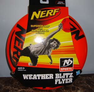 picture of Nerf Weather Blitz Flyer Disk