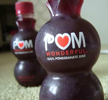 picture of Pom Wonderful 100% Pomegranate Juice