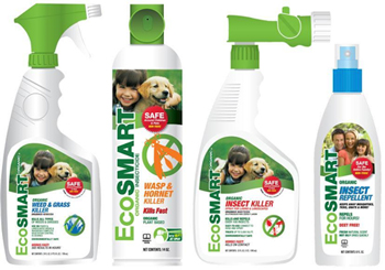picture of EcoSMART Organic Safe Lawn and Outdoor Value Bundle