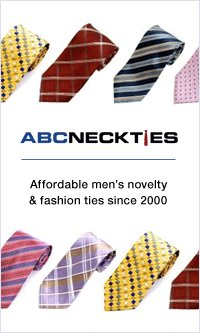 picture of ABC Neckties Perfect Fathers Day Gift