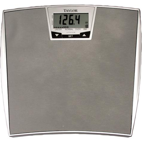 picture of Taylor Body Mass Index Scale