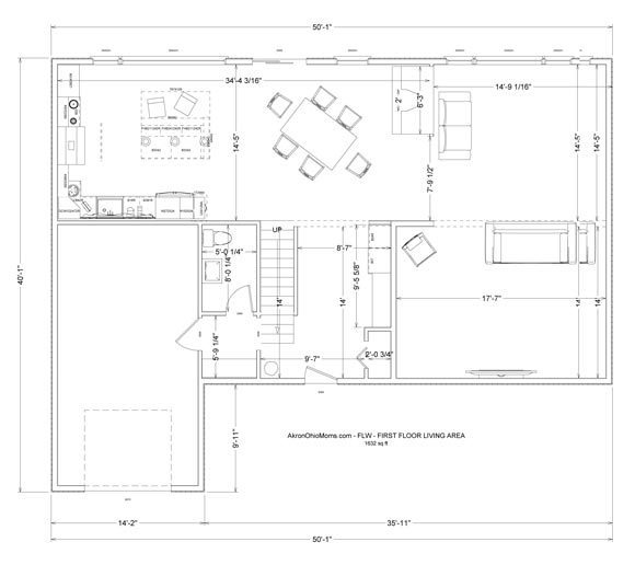 picture of Home Designer by Chief Architect Floor Plan 1
