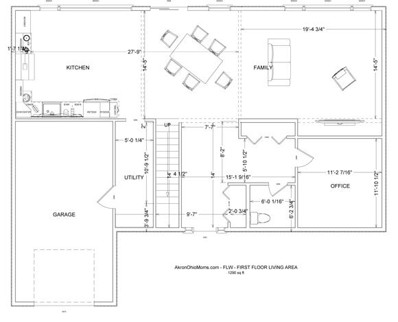 picture of Our new floor plan designed with Home Designer