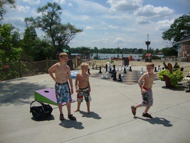 picture of Beach Boardwalk Games