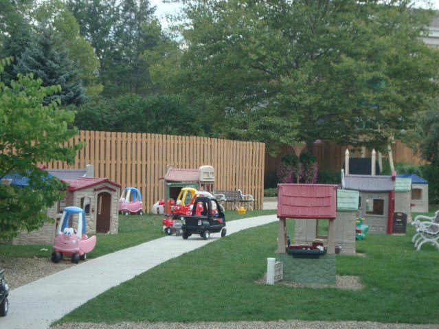 picture of Little Tikes Playland