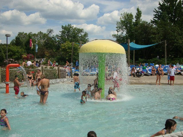 picture of Splash Landing Family Activity Center Mushroom