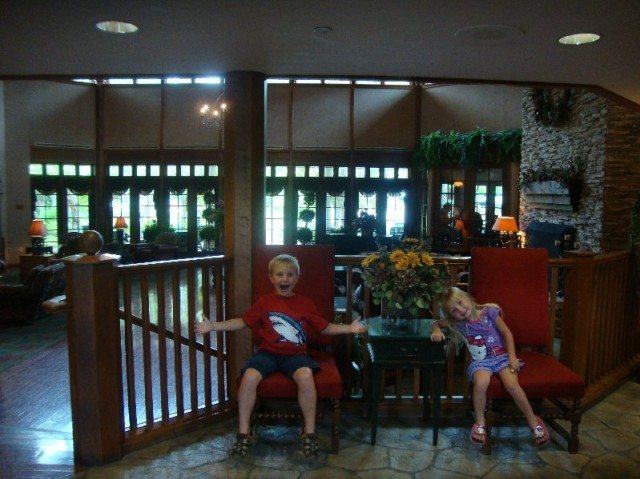 picture of Cherry Valley Lodge in Newark, Ohio
