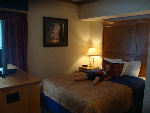 picture of Cherry Valley Lodge Bed