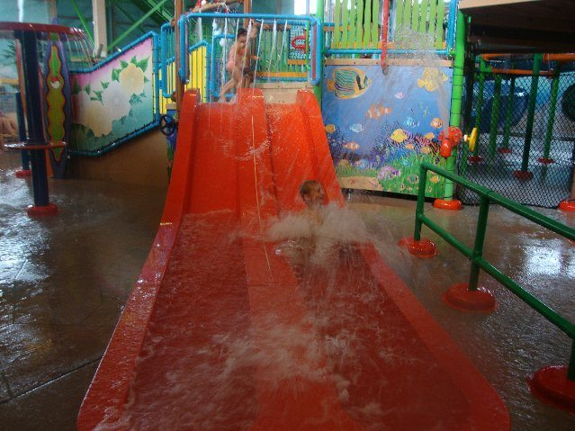 picture of Waterslide at Ohio Indoor Waterpark