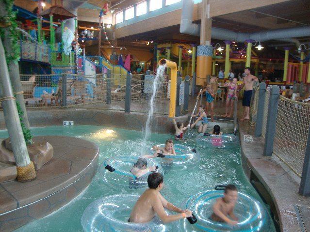 picture of Coconut Grove Adventure River Indoor Waterpark Ride