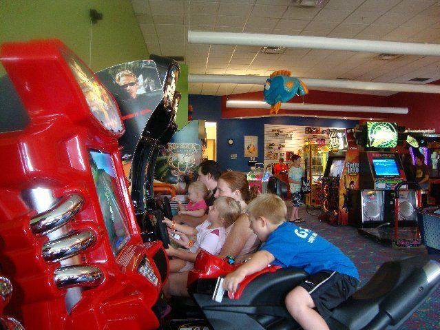 picture of CoCo Key Water Resort Arcade