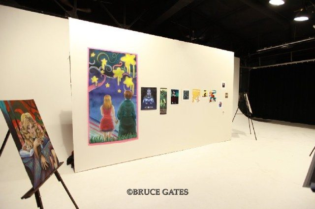 picture of Akron Fine Art Show Location