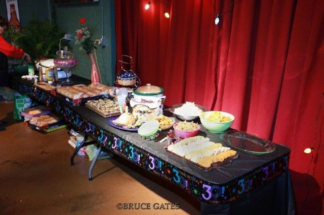 picture of Catering at Studio 526