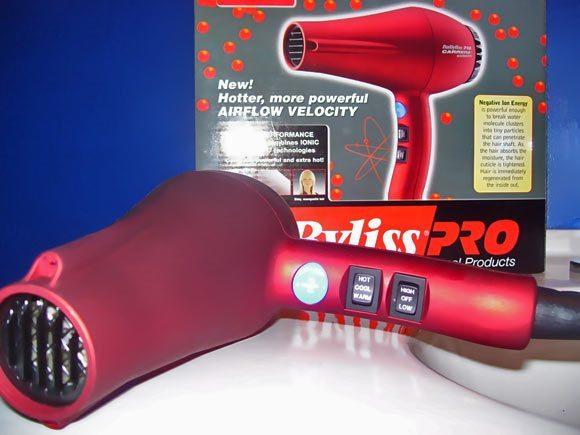Picture of Babyliss Pro Carrera 1750Watt Hair Dryer