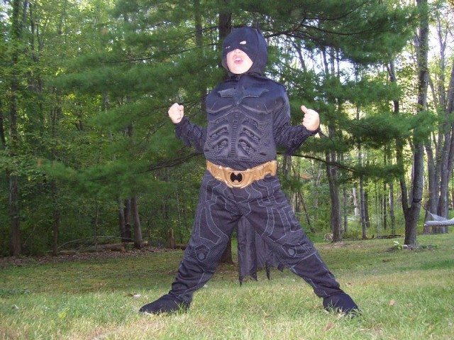 picture of Licensed Batman Costume from Costumes4Less