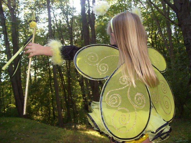 picture of Bumble Bee with Wings Costume from Costumes4Less