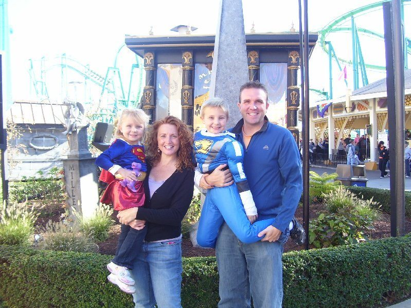 picture of Family Fun at Cedar Point HalloWeekends