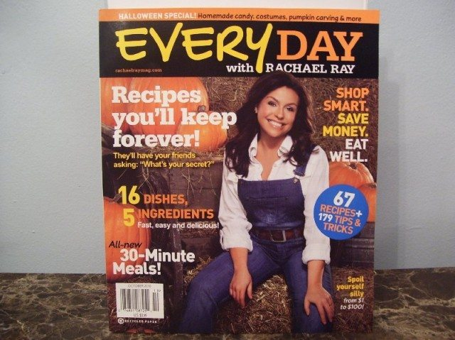 picture of Cindy Orley is in Everyday with Rachel Ray
