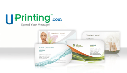 picture of UPrinting Business Cards