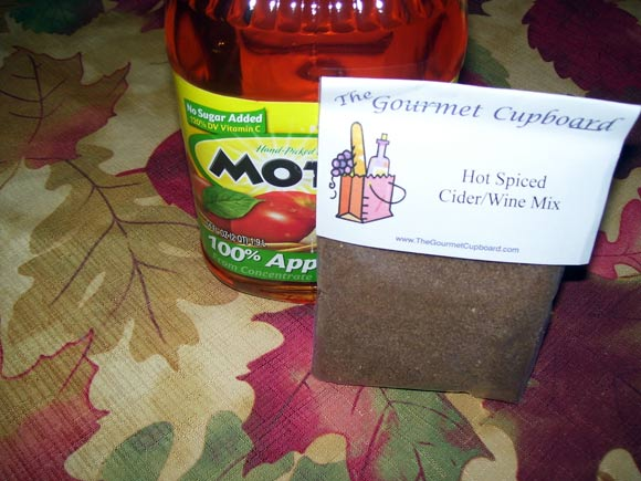 The Gourmet Cupboard Apple Cider Mix