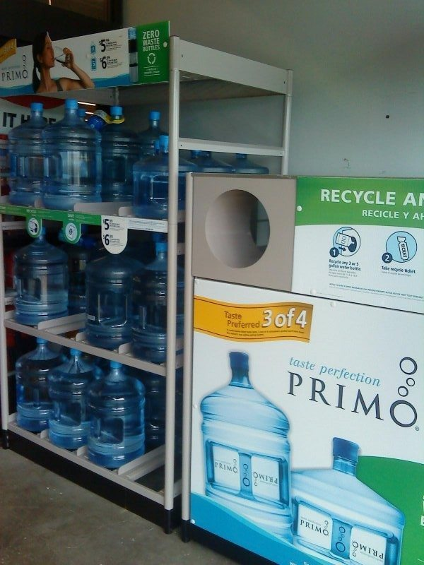 picture of Primo Water at Retailer