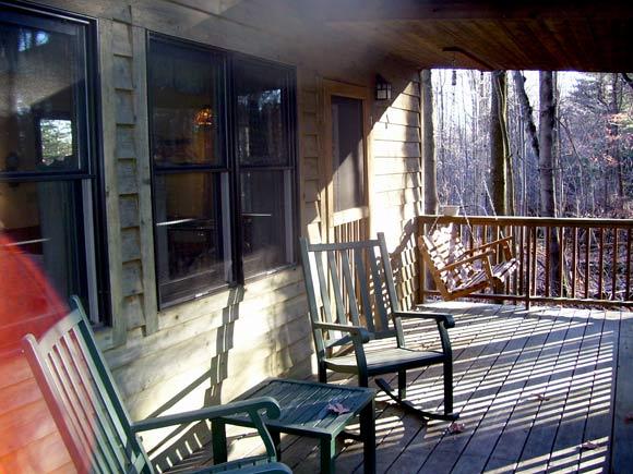 Outdoor Living in Hocking Hills