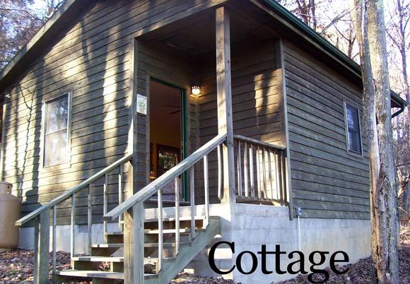 Hocking Hills Cottage
