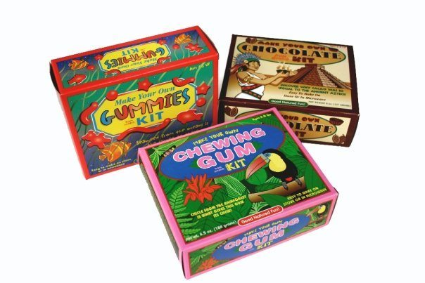 picture of Make Your Own Natural Gum & Candy Kits