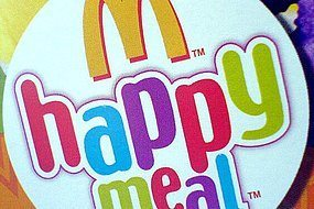 picture of McDonalds Happy Meal Ban is UnAmerican