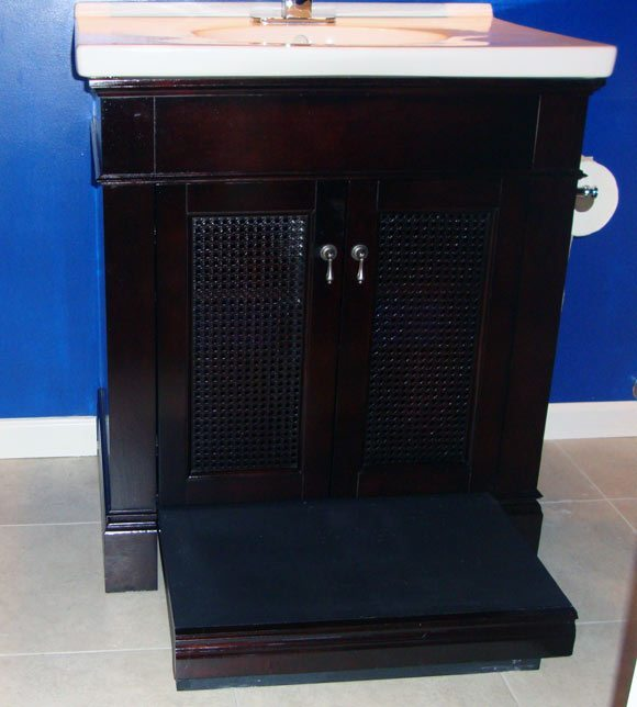 picture of American Standard Generations Vanity with Step