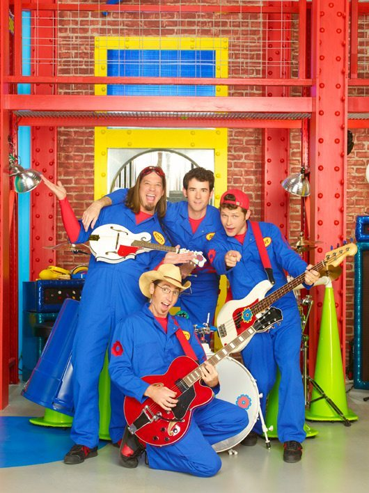 Imagination Movers coming to Akron, Ohio
