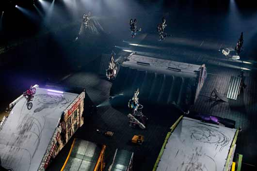 picture of Nuclear Cowboyz Freestyle Motocross