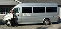 picture of Amish Heartland Tour Bus