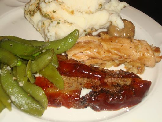 picture of Dinner at Branding Iron Grille & Copper Star Saloon