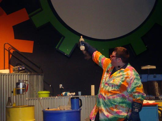 picture of Live Shows at COSI
