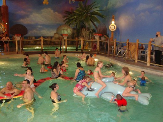 picture of Castaway Bay Creature Cove Activity Pool