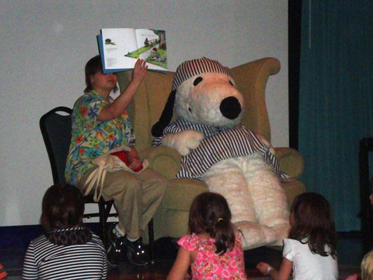 picture of Castaway Bay Story Time with Snoopy