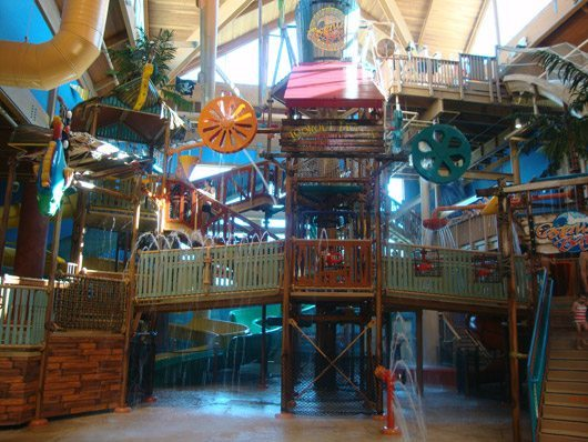 picture of Castaway Bay Lookout Lagoon Family Funhouse