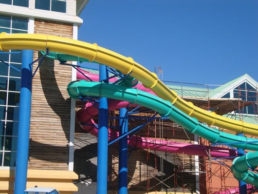 picture of Castaway Bay Body Slides