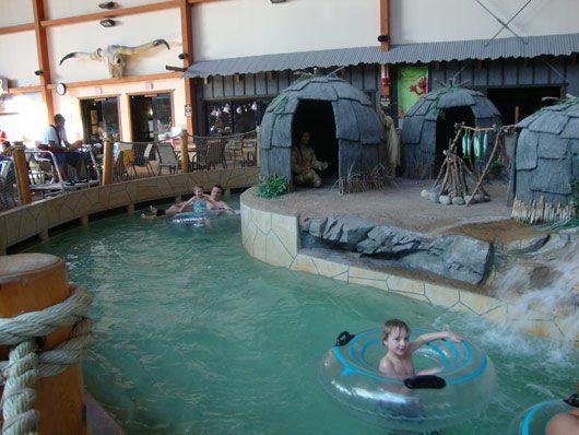 picture of Cowboy Creek at Fort Rapids Indoor Waterpark Resort