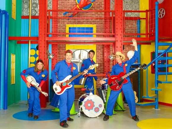 picture of Imagination Movers coming to Akron, Ohio