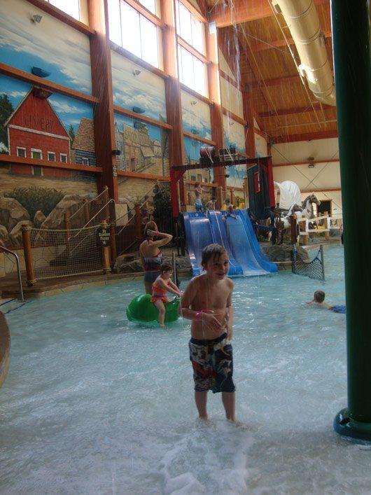 Kiddie Korral at Fort Rapids Indoor Waterpark