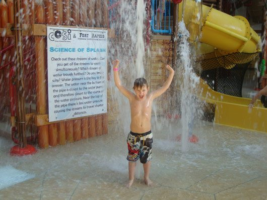 picture of Rascal Round Up Geysers at Fort Rapids Indoor Waterpark