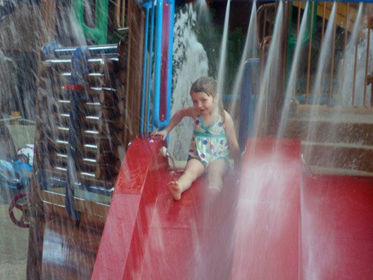 picture of You'll get wet at Fort Rapids Rascal Round Up!