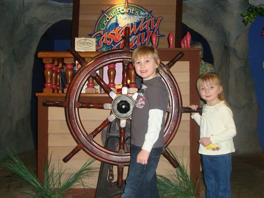 picture of Kids love Castaway Bay Indoor Waterpark Resort