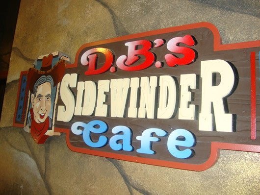 picture of Sidewinder Cafe inside Fort Rapids Indoor Waterpark