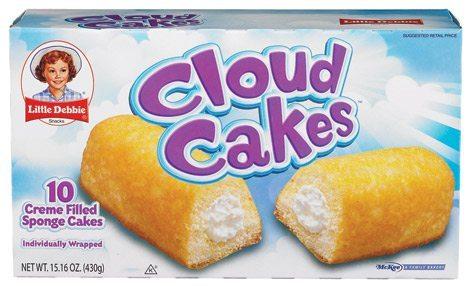 picture of Little Debbie Cloud Cakes