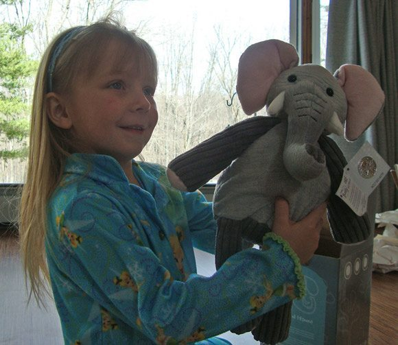 picture of Scentsy Ollie the Elephant