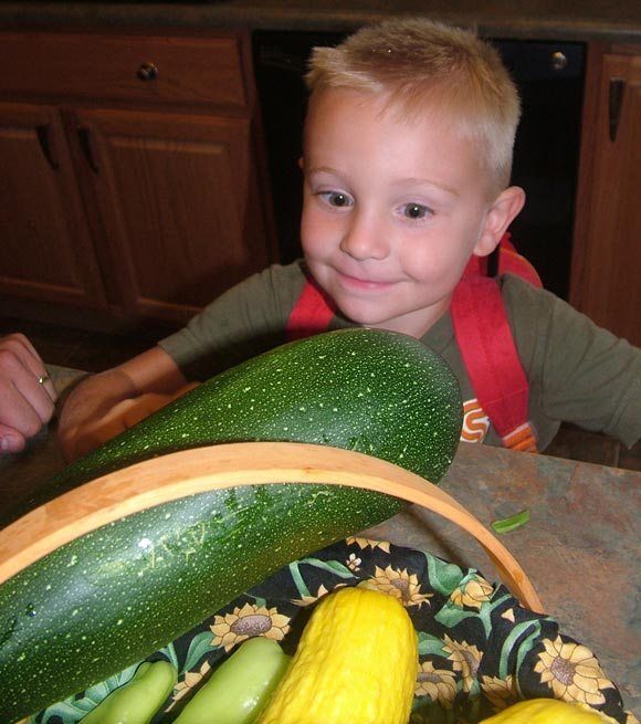 picture of Kids love Gardening