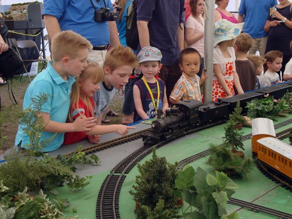 picture of Model Trains at A Day Out with Thomas